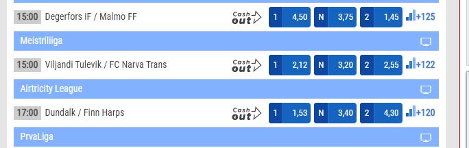 France Pari Types de paris Time