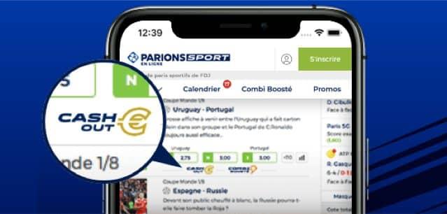 Parions Sport Paris Formules de jeux Le Cashout